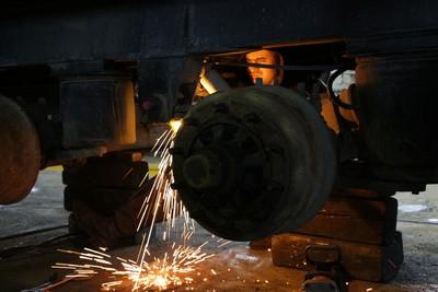 ремонт прицепа в новосибирске